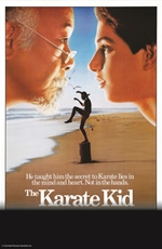 Throwback - Karate Kid