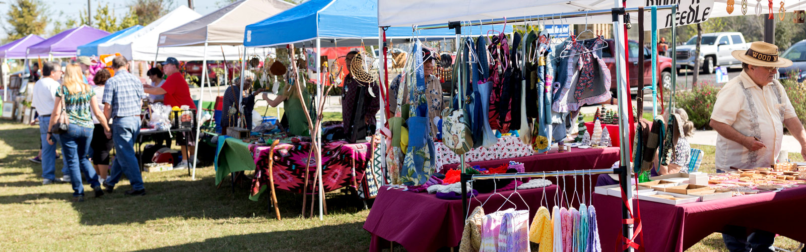 Mission Marquee > EVENTS > Farmer's & Artisan Markets